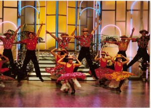 Vegyes színpadi táncok