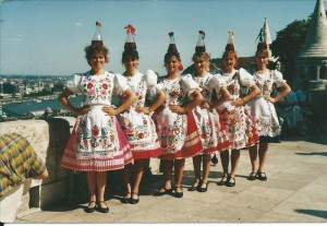 """""""Haknis lányok"""", 1995"""