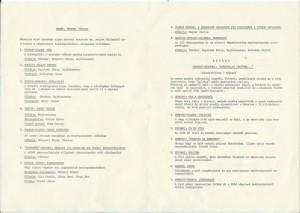 1984 Bemutató műsor